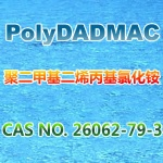 PolyDADMAC Powder/CAS NO.26062-79-3